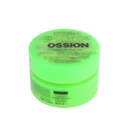 Ossion Wax Mat, Parlak & Sert
