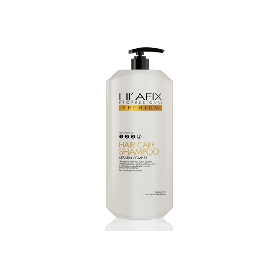 Lilafix Premium Keratinli Şampuan 1000 Ml