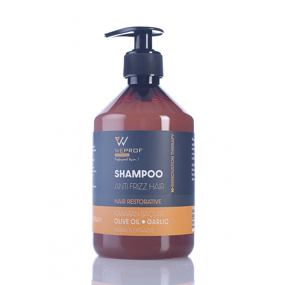 Weprof Kabaran Saçlar Bakım Şampuanı