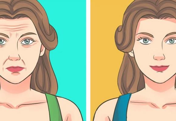 Japon Yüz Masajı Mucizesi Kırışıklık ve Şişkinliğe Son